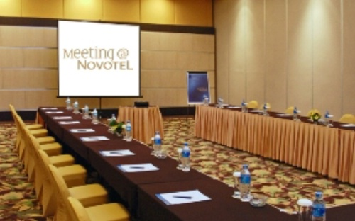 overview novotel manado golf resort and conference center hotel